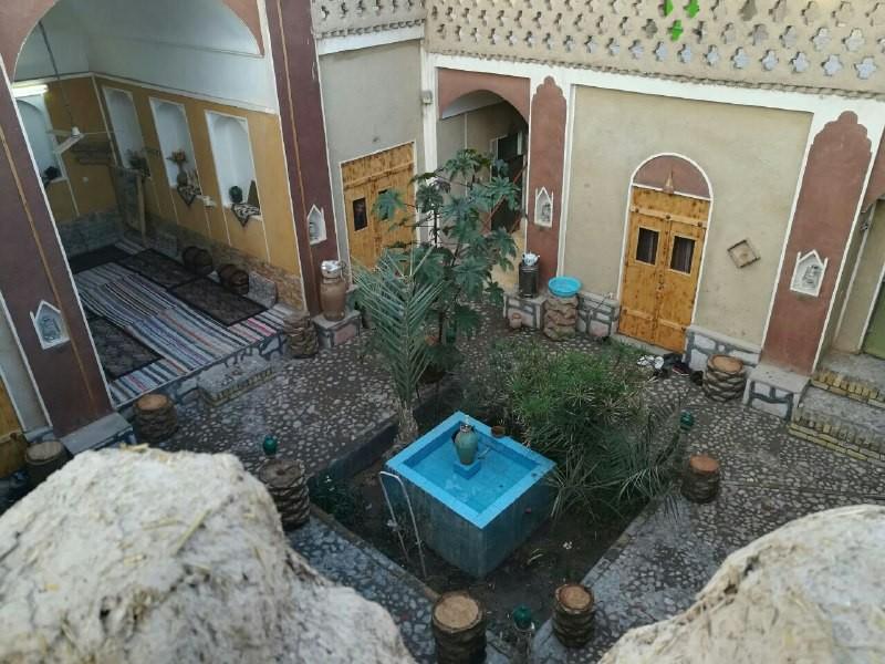 بوم گردی استراحتگاه سنتی کویرگردی در خور اصفهان - اتاق3