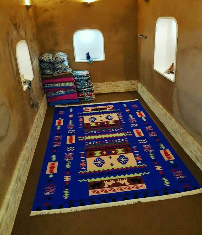 بوم گردی بومگردی سنتی در خور - اتاق 105