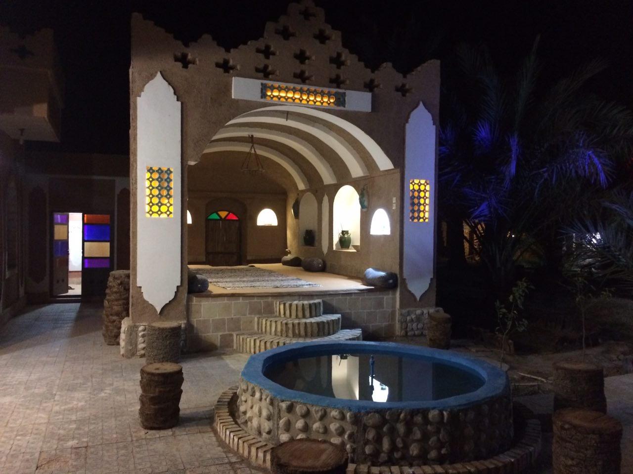 کویری بوم گردی کویرطبس کردآباد - اتاق شماره 1