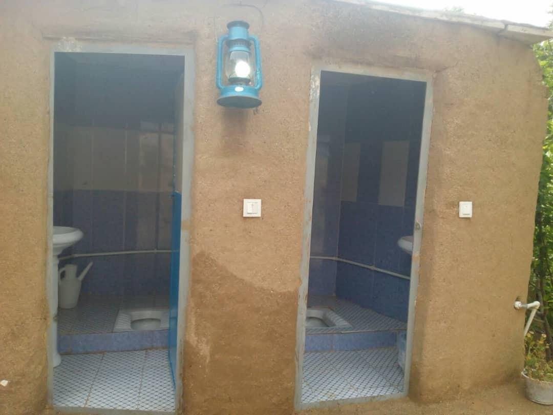 Eco-tourism استراحتگاه سنتی  در سمنان گلی ابر-اتاق هفتم