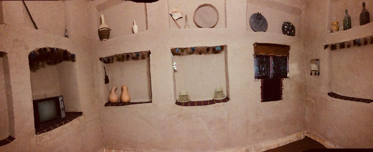 بوم گردی بومگردی سنتی یزد - اتاق سالار خانه