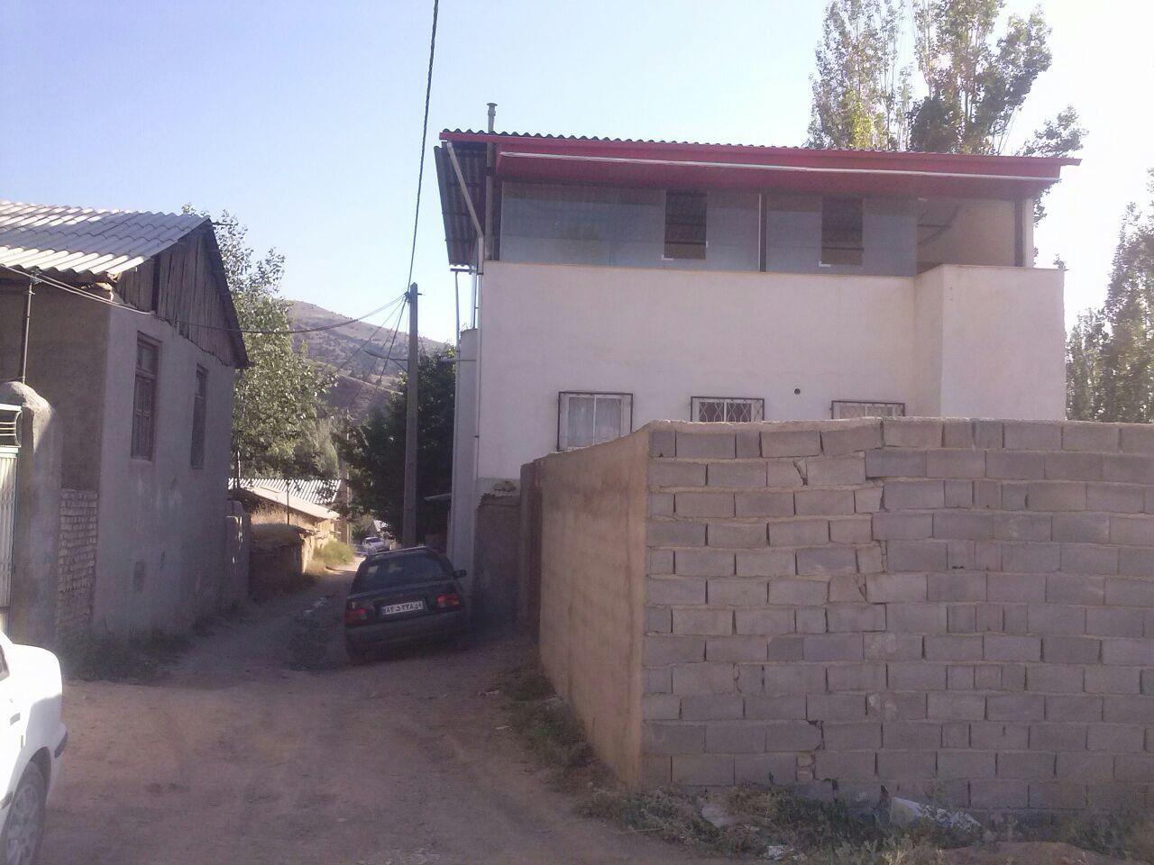 حومه شهر منزله مبله ارزان درییلاق توسکستان