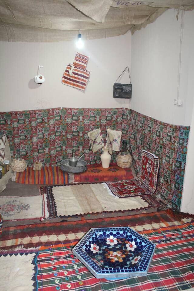 بوم گردی بوم گردی سنتی در مرودشت-پستو