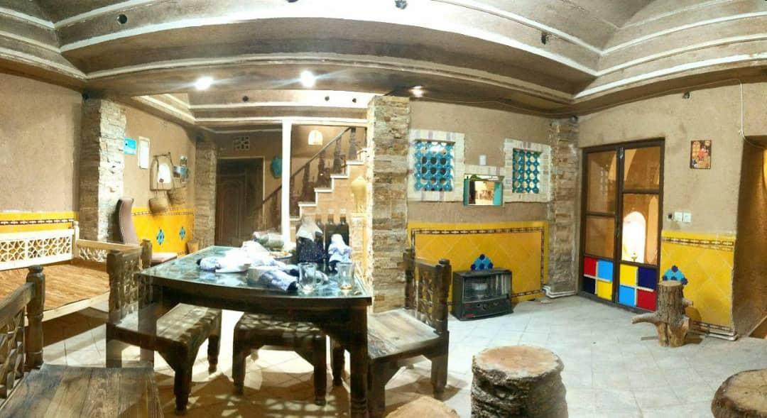 کویری اتاق بوم گردی در کردآباد طبس - اتاق3