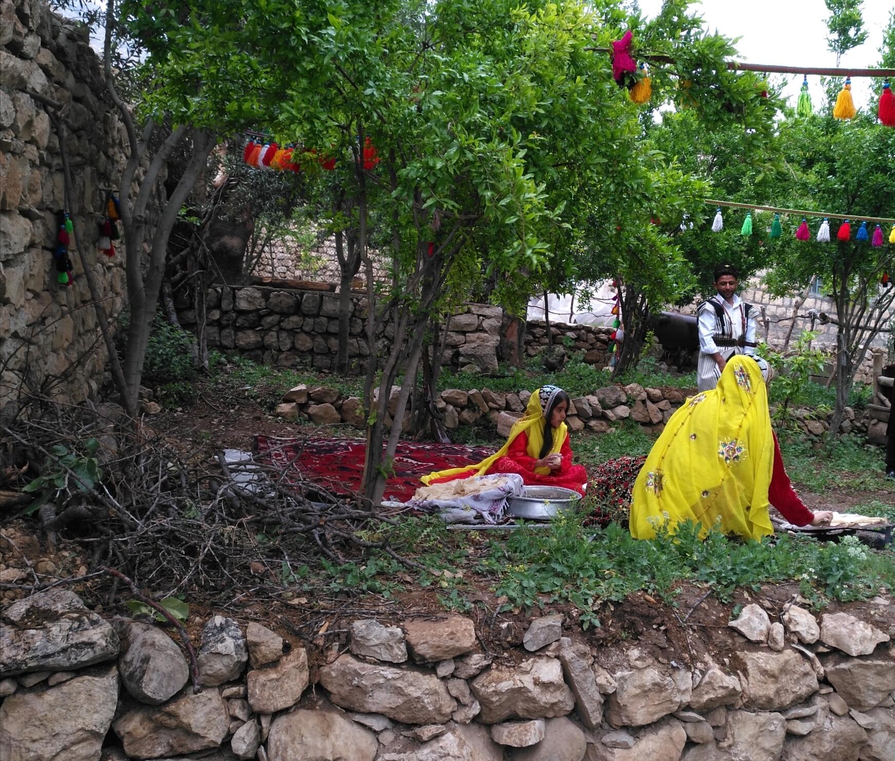 Eco-tourism سوئیت سنتی در دهدز