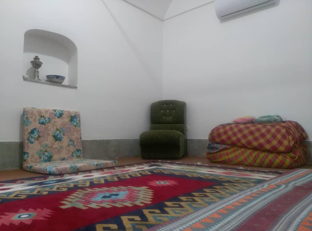 Eco-tourism  خانه سنتی در یزد - اتاق2