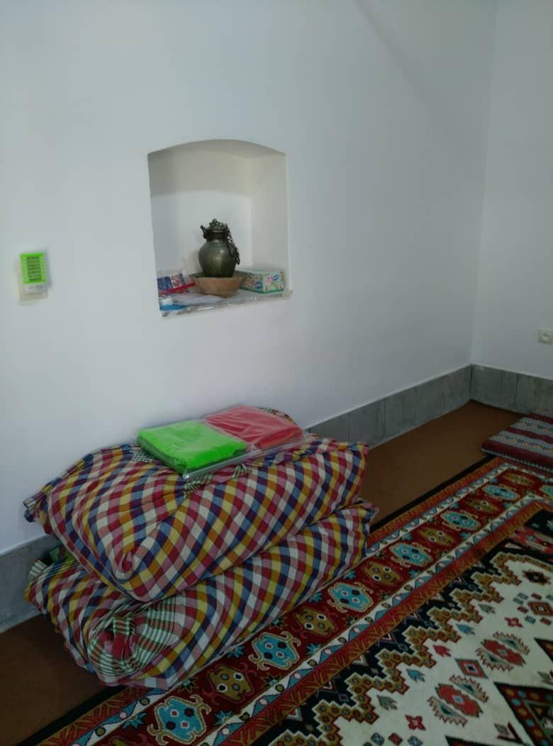 بوم گردی استراحتگاه بومگردی ارزان در یزد -  اتاق4