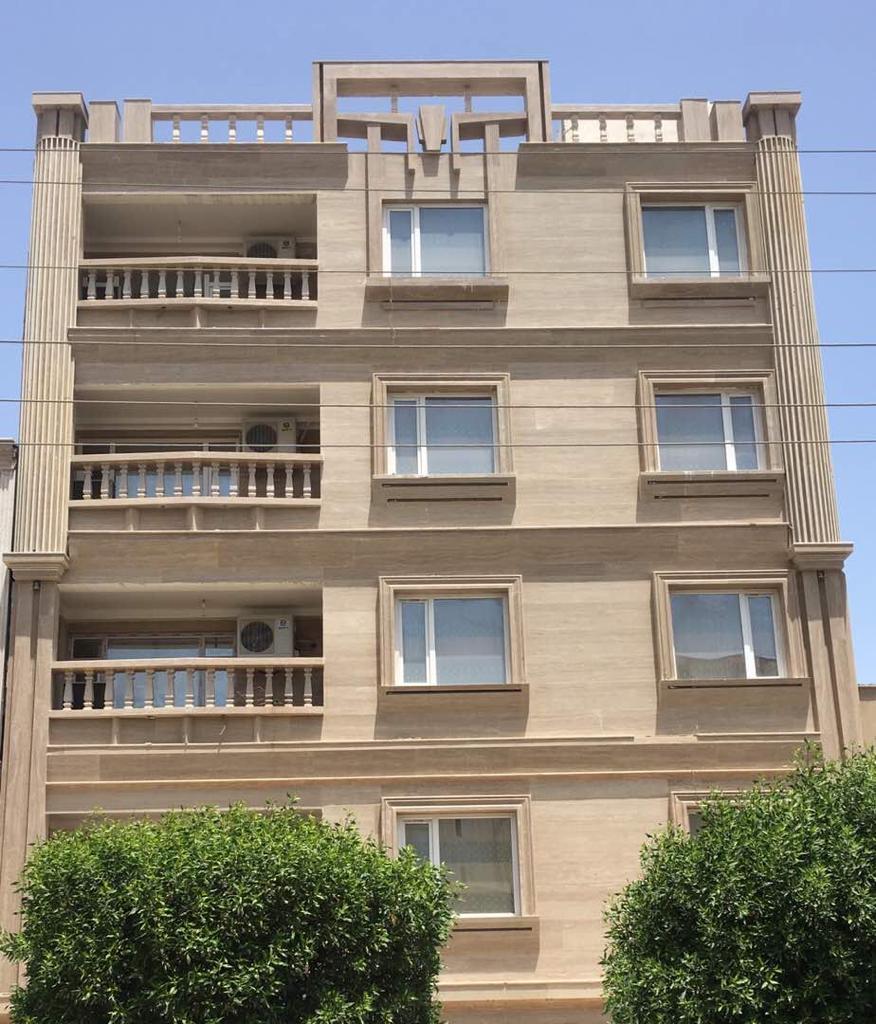 شهری  آپارتمان مبله در الهیه قشم - سام 1