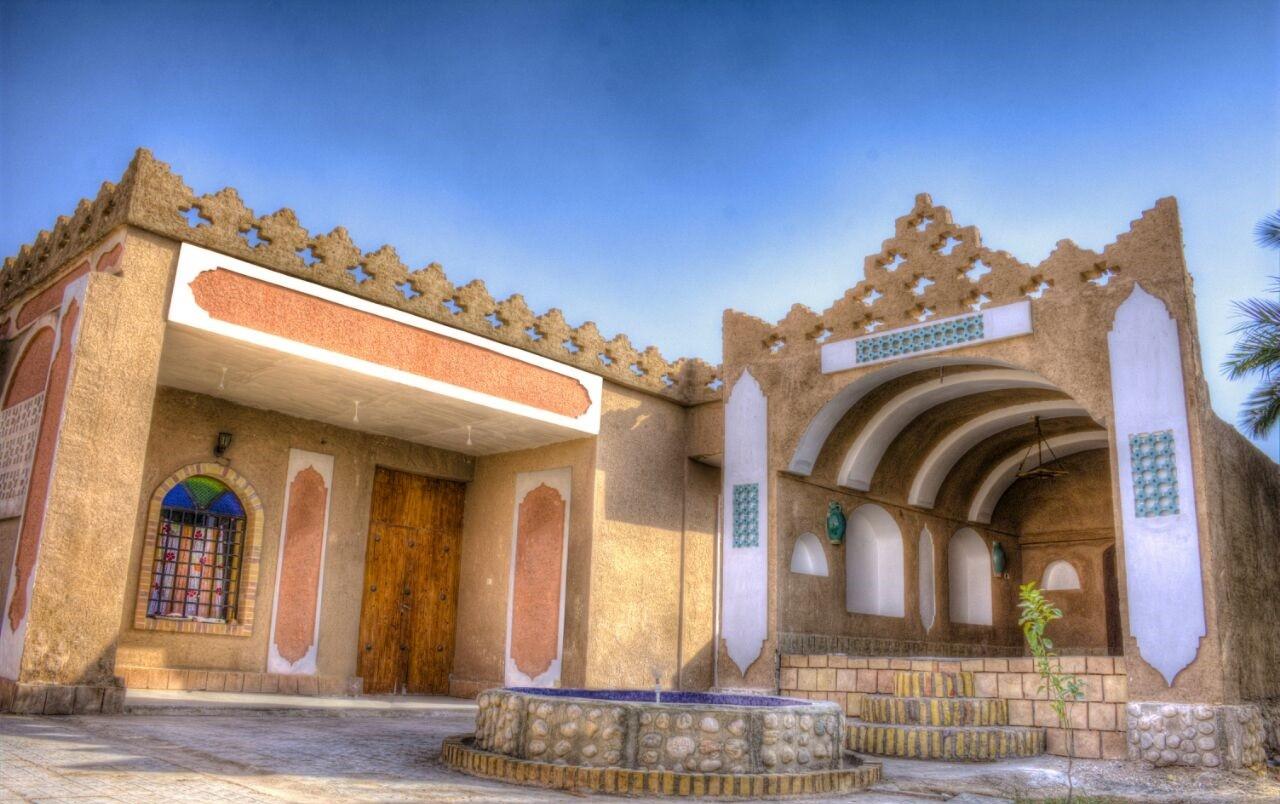 کویری بوم گردی در جاده طبس اصفهان