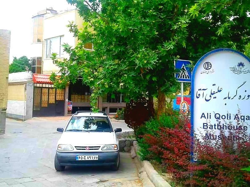 townee سوئیت مبله در بیدآباد اصفهان