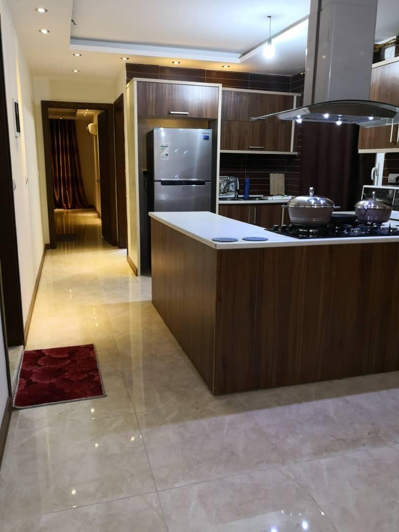 درون شهری آپارتمان مبله در عرفان کیش - فاز1