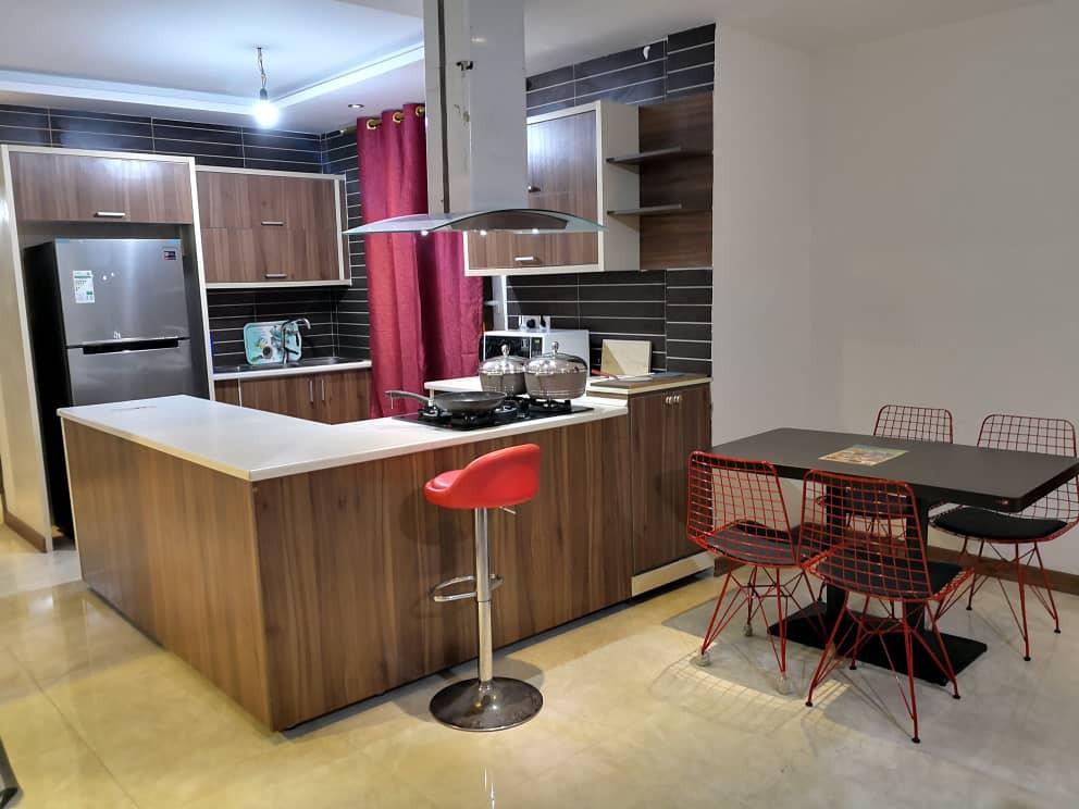 درون شهری آپارتمان در شهرک صدف کیش - فاز1
