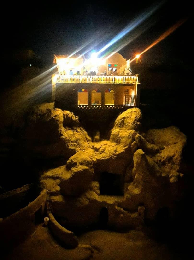درون شهری استراحتگاه سنتی در میبد یزد - اتاق  لب خندق5
