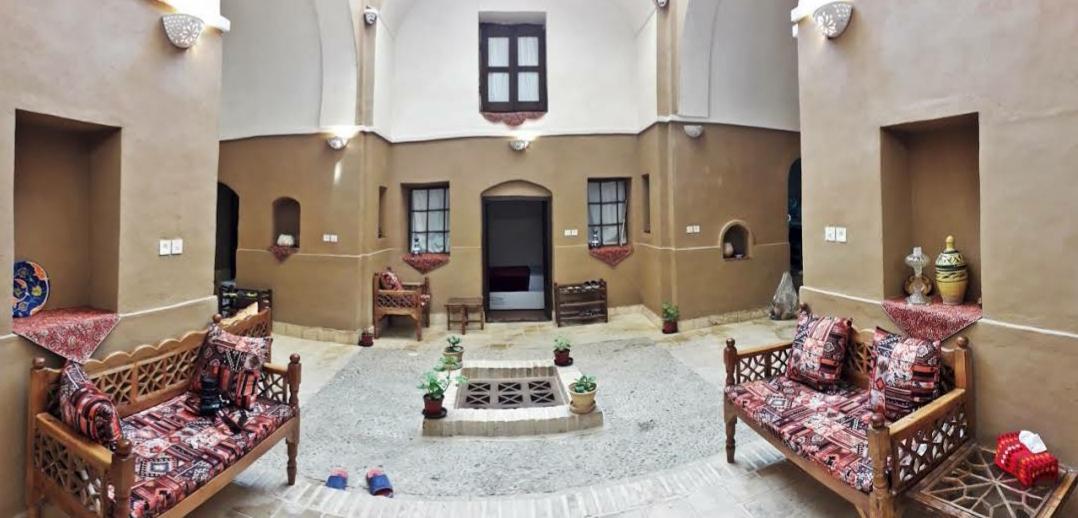 بوم گردی اجاره خانه سنتی در یزد
