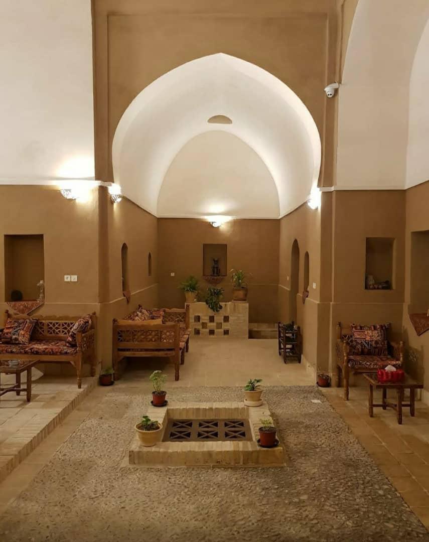 Eco-tourism بومگردی در یزد