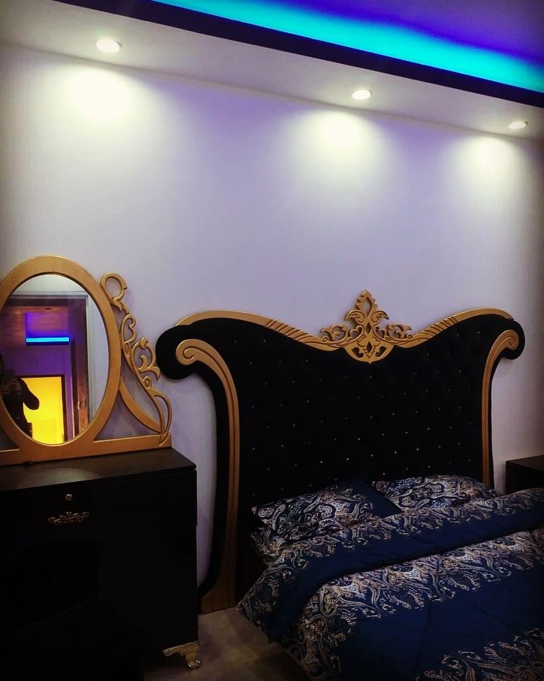 درون شهری هتل آپارتمان تمیز در کیانشهر اهواز