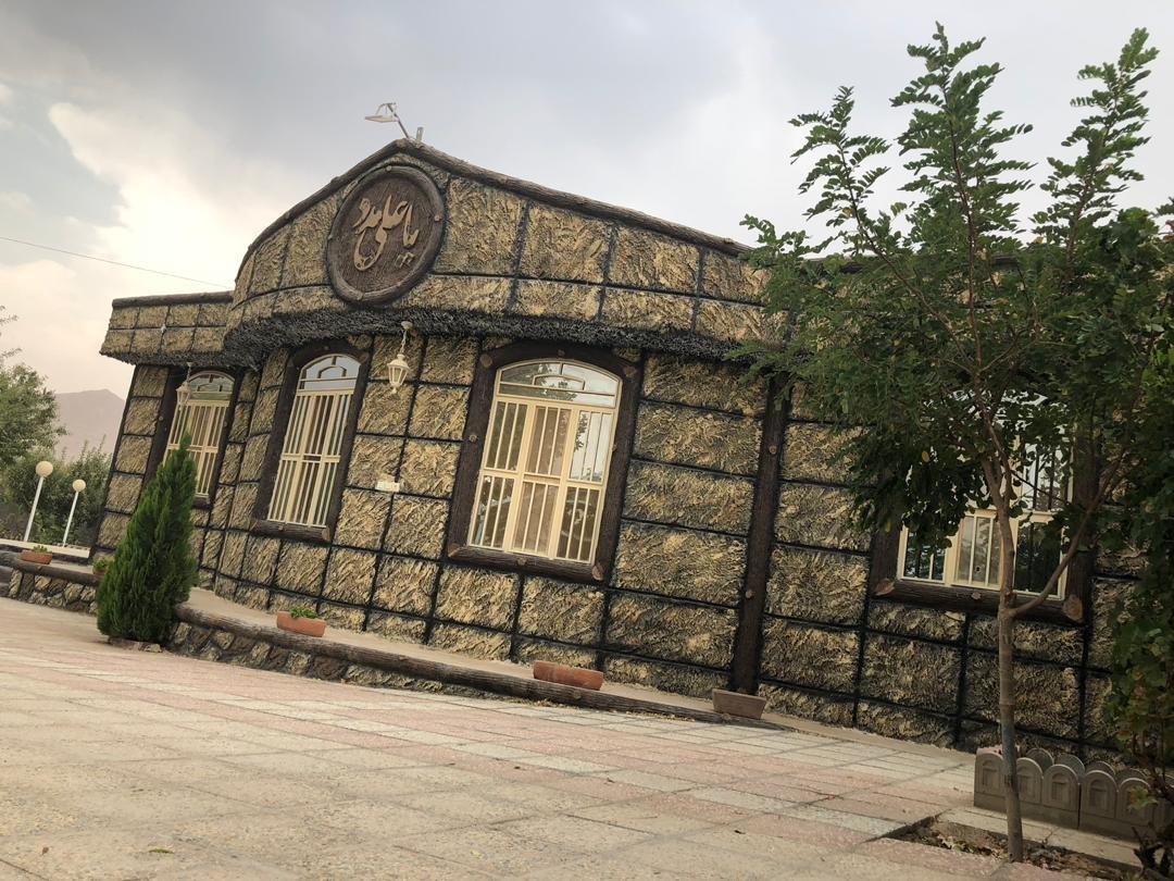 حومه شهر ویلا استخردار در ویلا شهر کیمیا شیراز