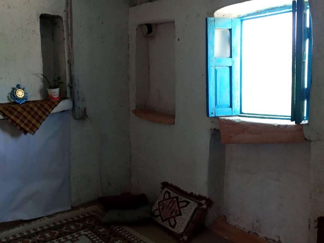 بوم گردی اتاق سنتی در شهرزو کلات نادری