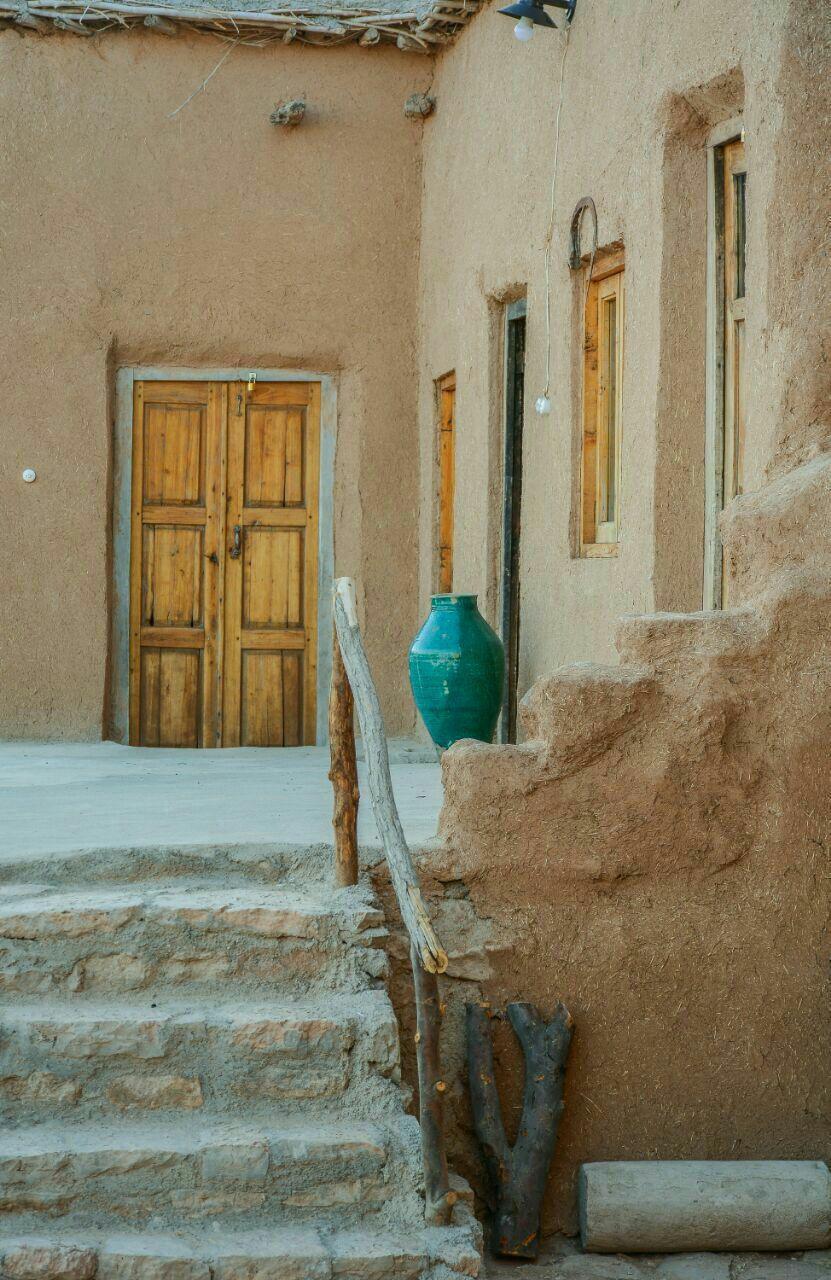 بوم گردی استراحتگاه سنتی در صفاشهر-طاق 8