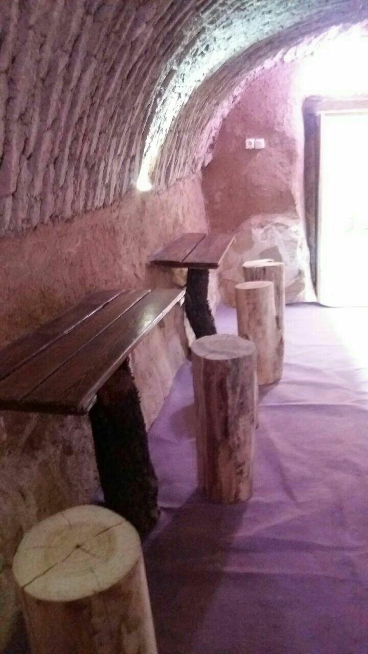 Eco-tourism اتاق بومگردی در قصر یعقوب خرم بید_اتاق 8