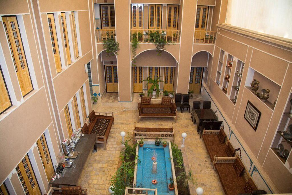 شهری هتل الماس  پنج تخته