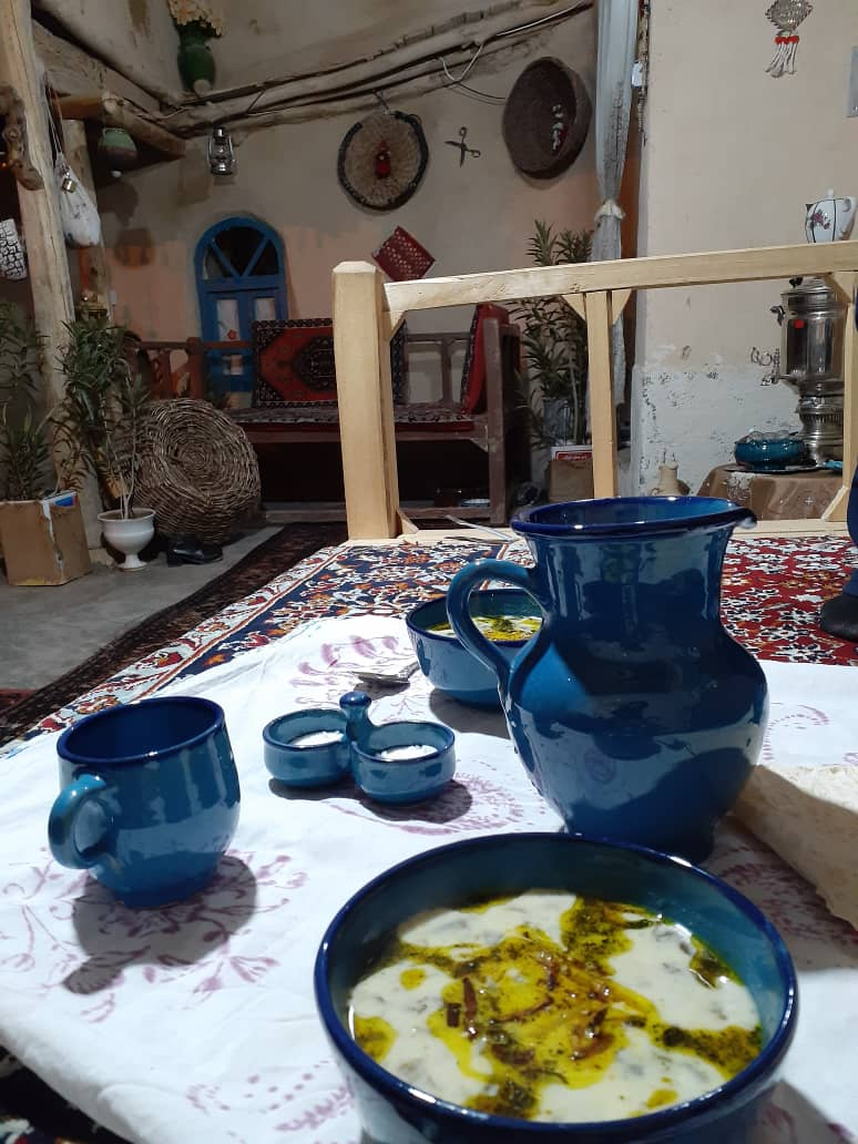 بوم گردی بومگردی روستایی در ملهمدره همدان