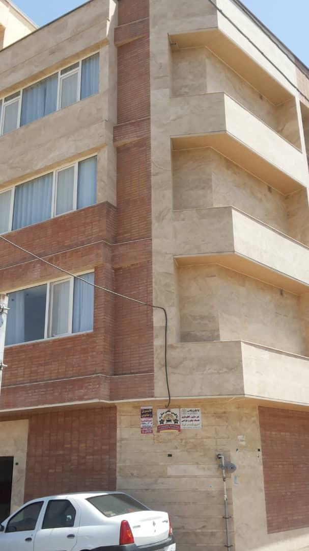 درون شهری آپارتمان دو خوابه ارزان قیمت در مدرس شیراز