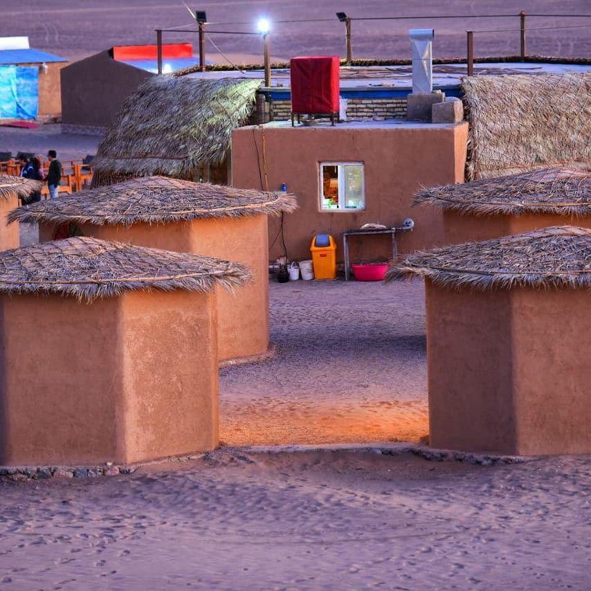 کویری سوئیت سنتی در کویر یزد - اتاق 1