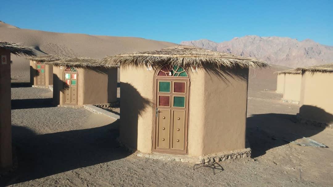 کویری اتاق سنتی در کویر یزد - اتاق 2