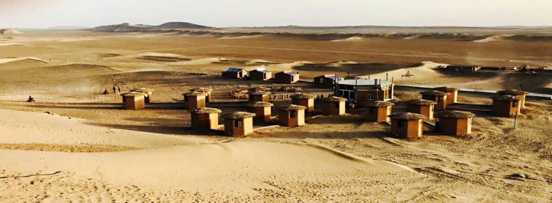 کویری خانه سنتی در کویر یزد - اتاق 3