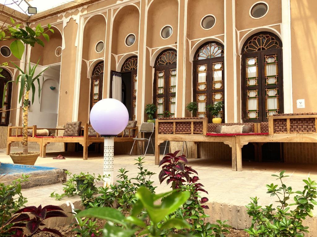 شهری هتل سنتی دو تخته در رجایی یزد - اتاق 2
