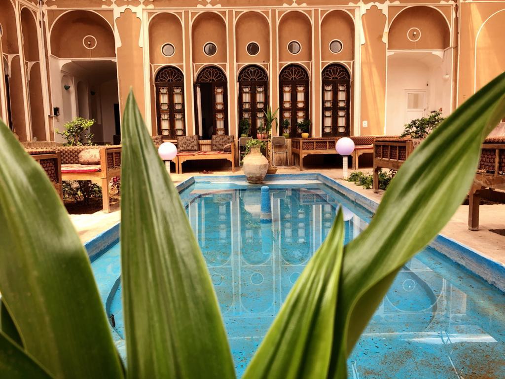 شهری هتل سنتی چهار تخته در رجایی یزد - اتاق4