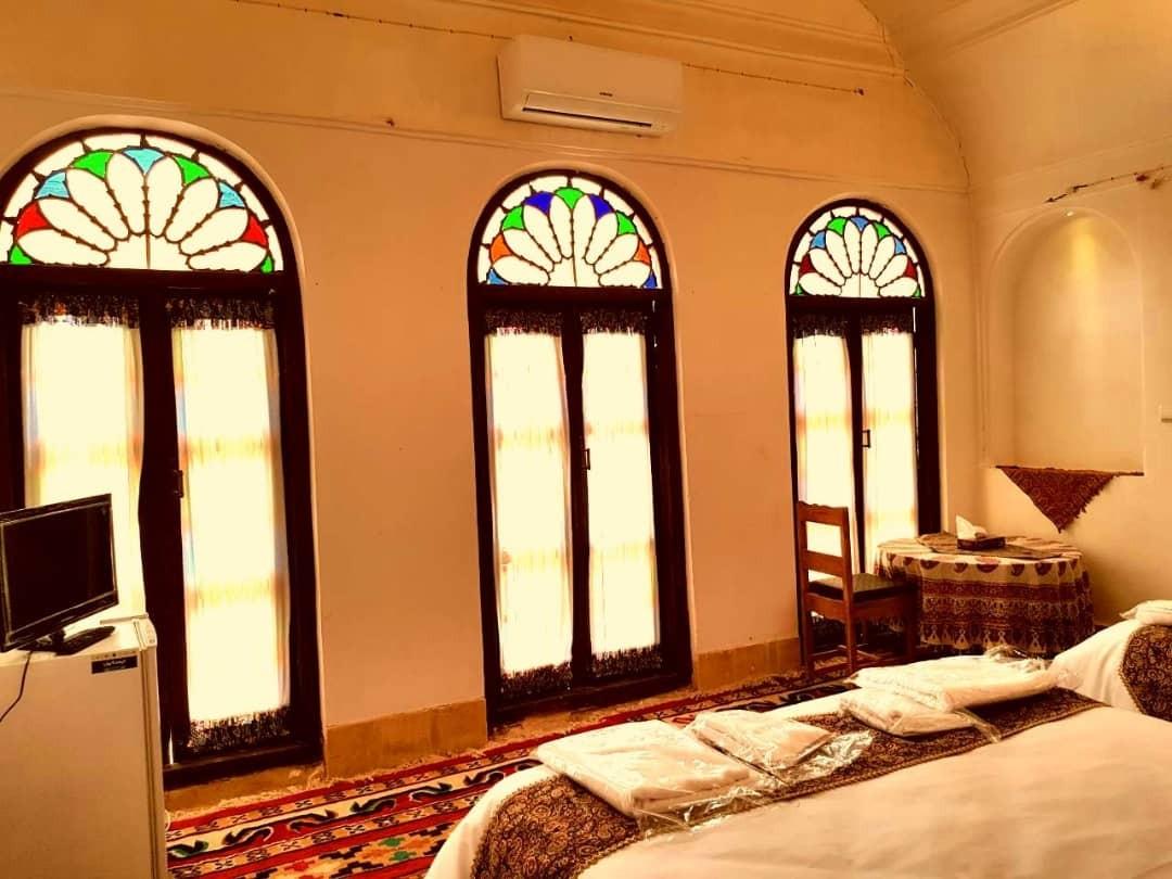 درون شهری هتل بومگردی در یزد - اتاق 104