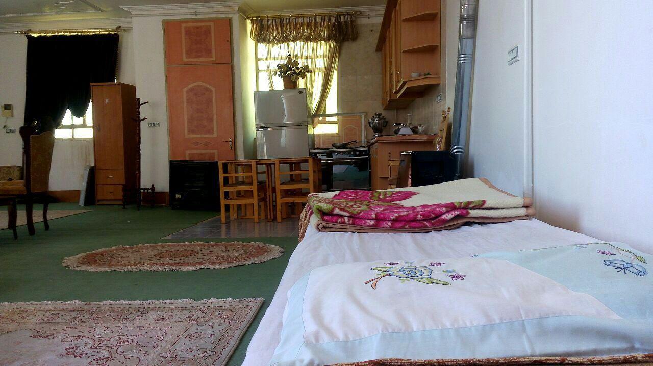 روستایی سوییت مبله تمیز در یزد
