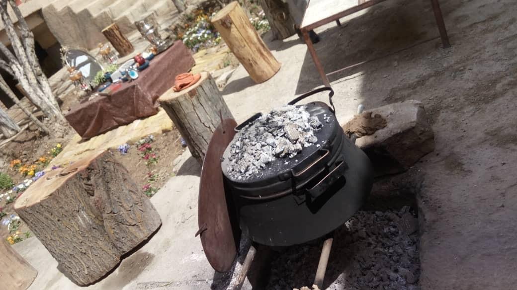 Eco-tourism اقامتگاه سنتی در عباس آباد دامغان - 1