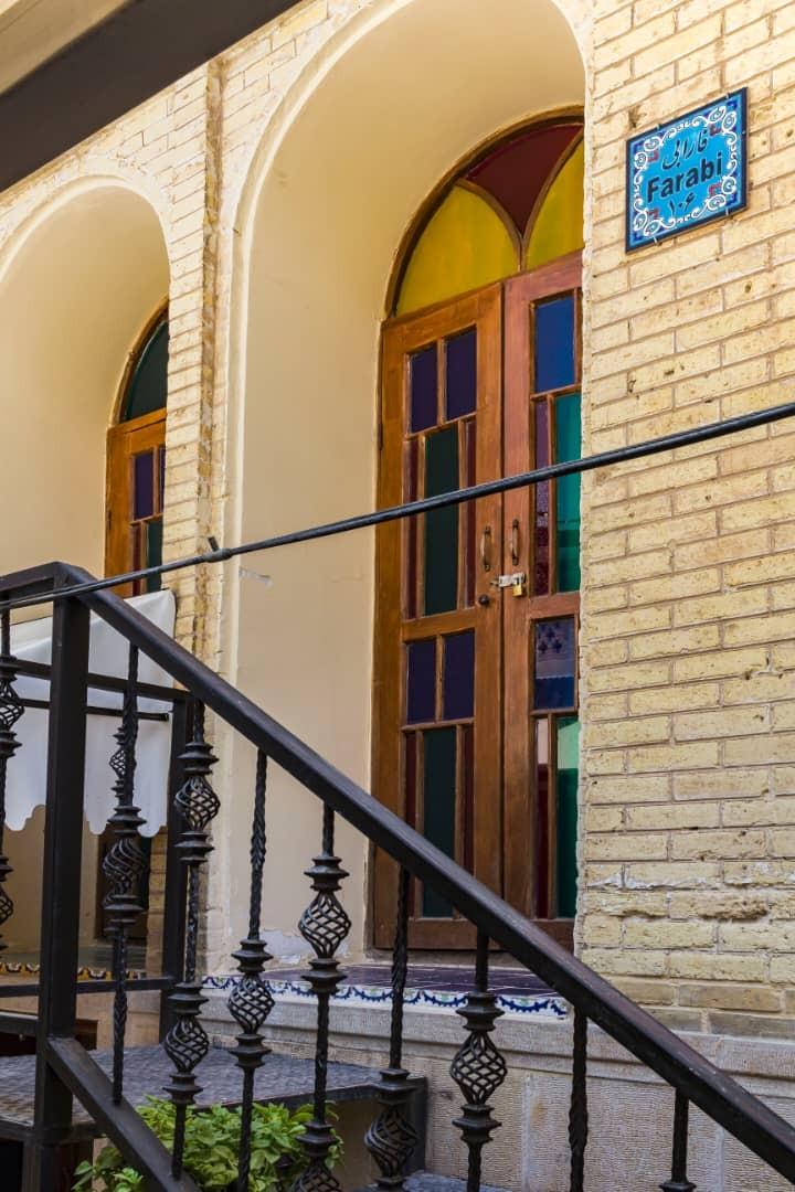 In town هتل سنتی در شیراز-106