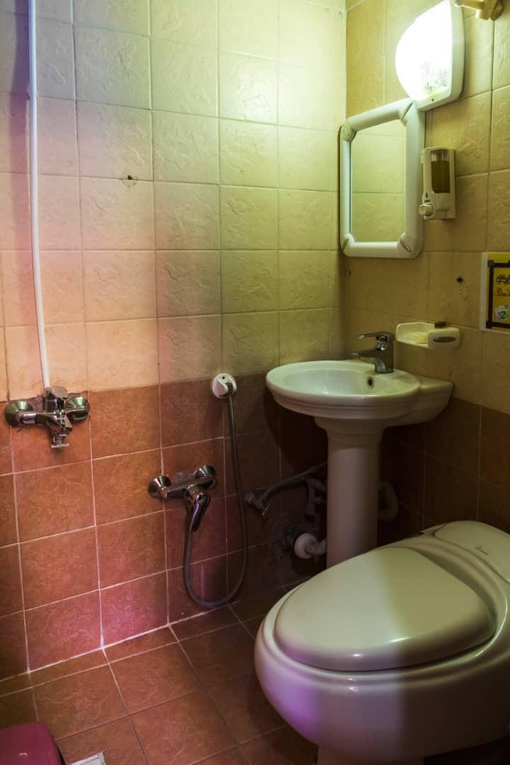 درون شهری هتل آپارتمان سنتی در شیراز-2