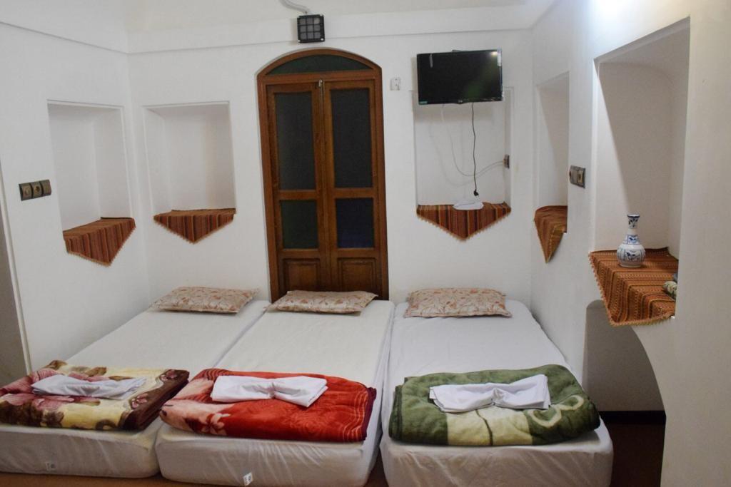 بوم گردی اتاق سنتی در ده آباد میبد - یزد - 8