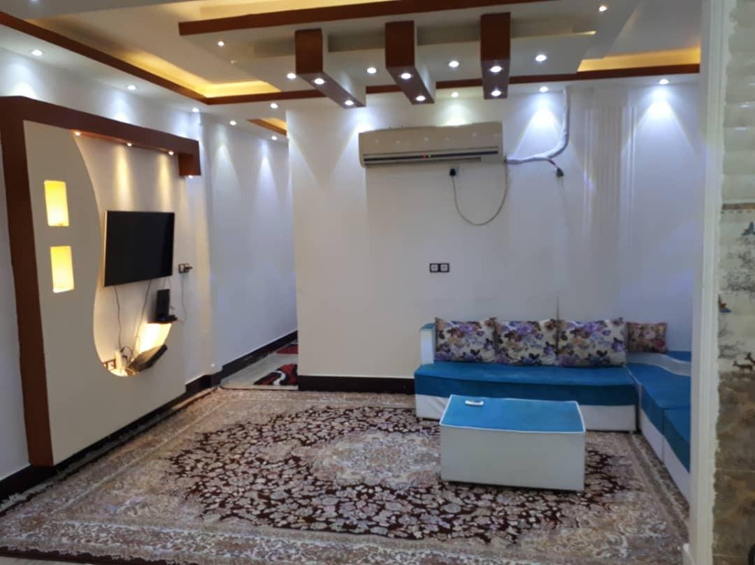 درون شهری آپارتمان دوخوابه در اروسیه آبادان