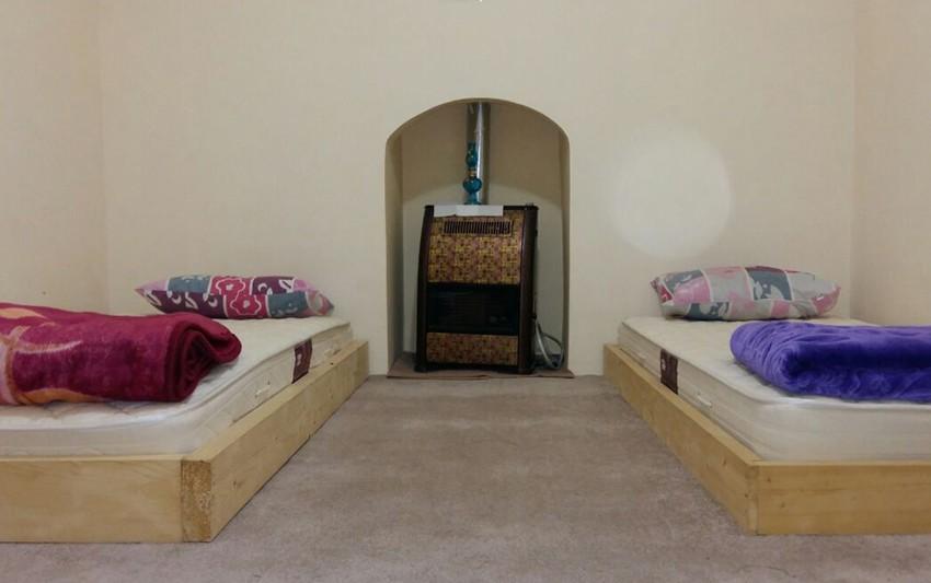 Desert اتاق بومگردی در ده نمک گرمسار - اتاق1
