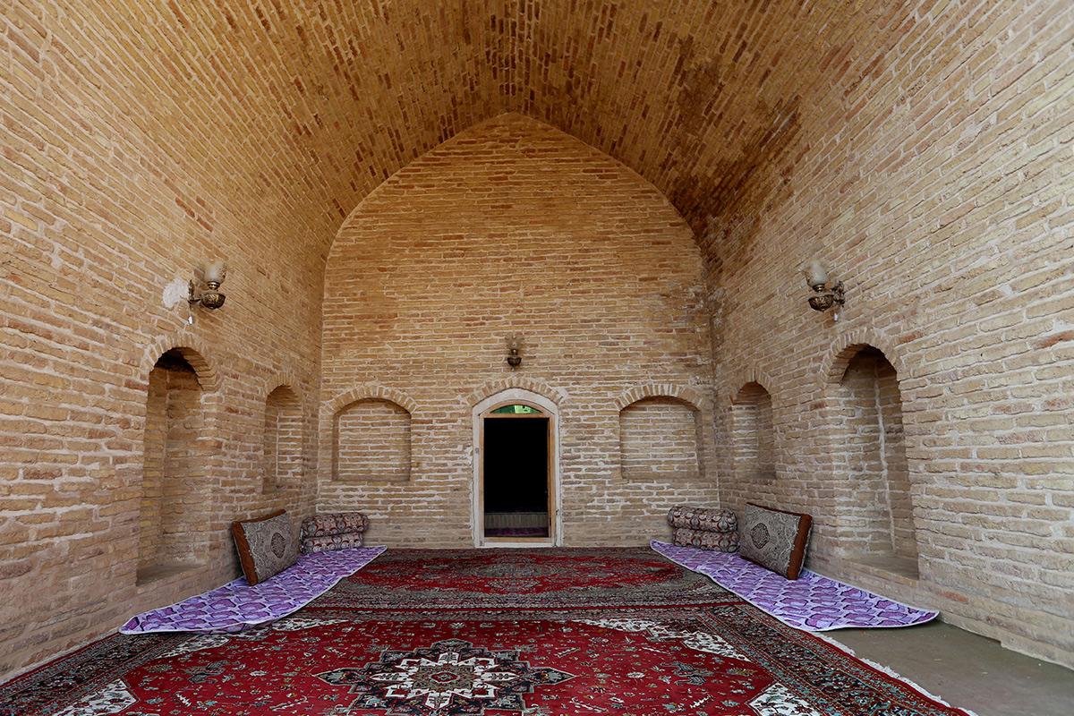 Desert خانه سنتی در ده نمک گرمسار - اتاق5