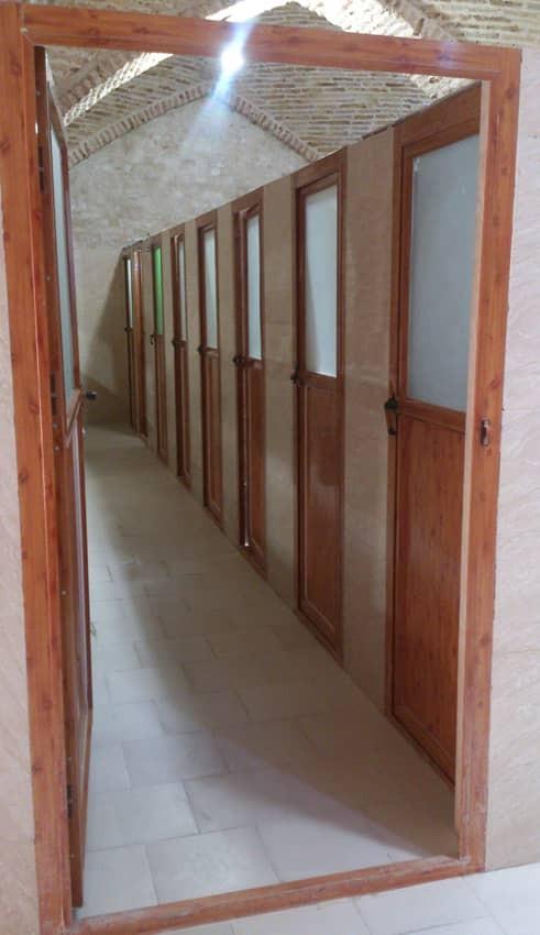 Desert کاروانسرا کویری در ده نمک گرمسار - اتاق6