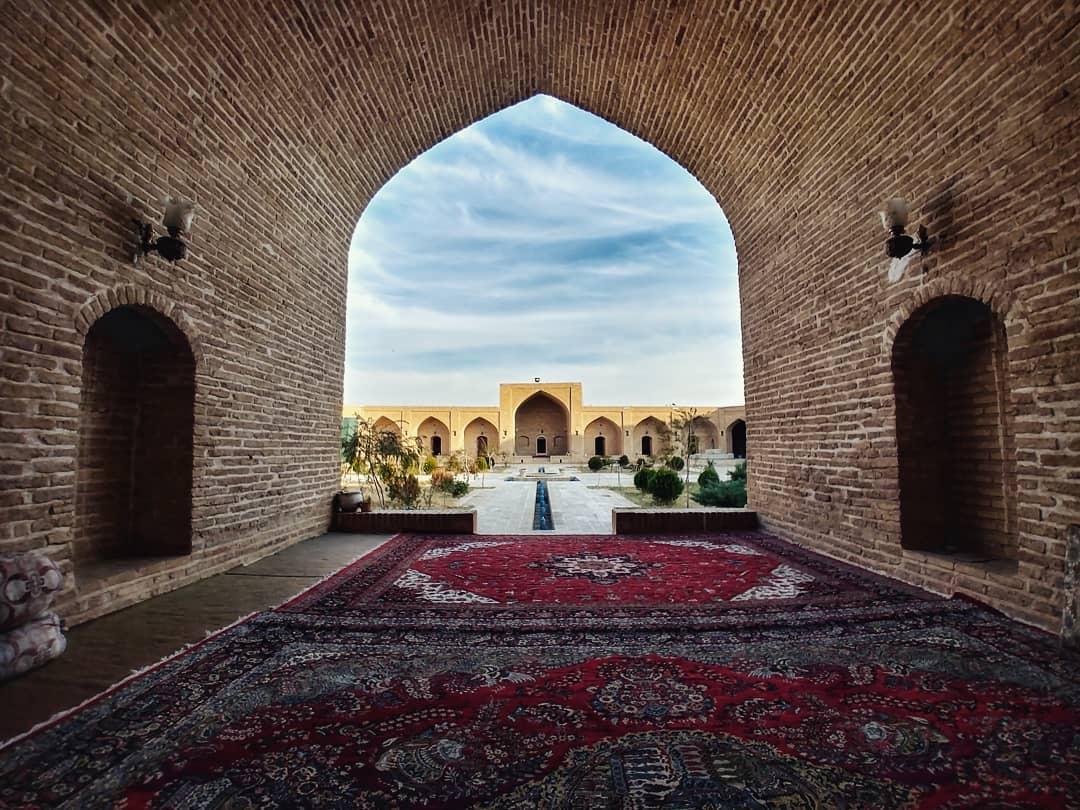 Desert خانه سنتی ده نمک گرمسار - اتاق11