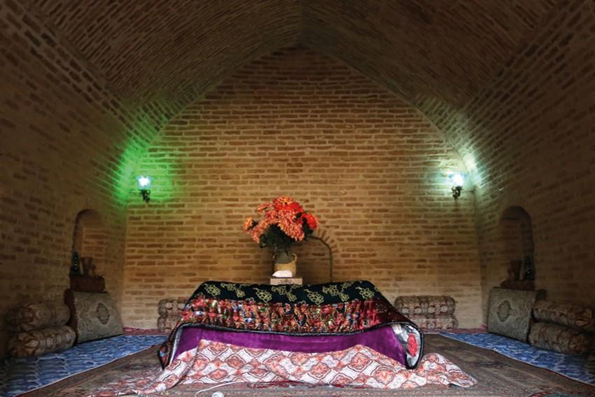 Desert  اتاق سنتی ده نمک گرمسار - اتاق21