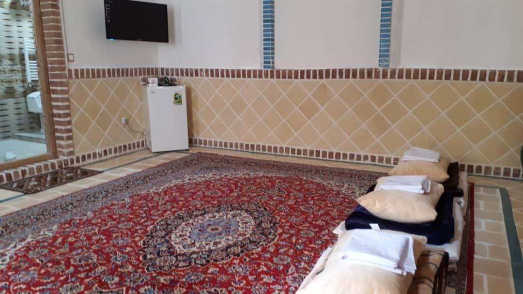 بوم گردی هتل بومگردی در نطنز اصفهان