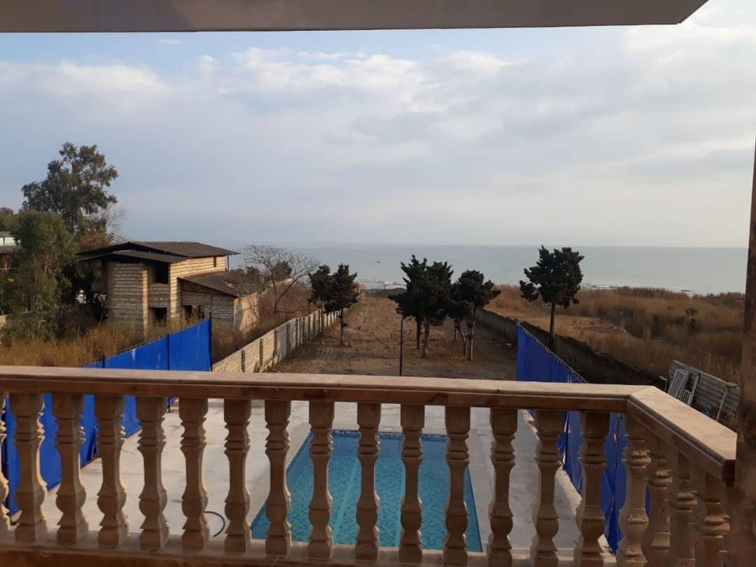 Beach ویلا با استخر روباز در میانهاله رامسر