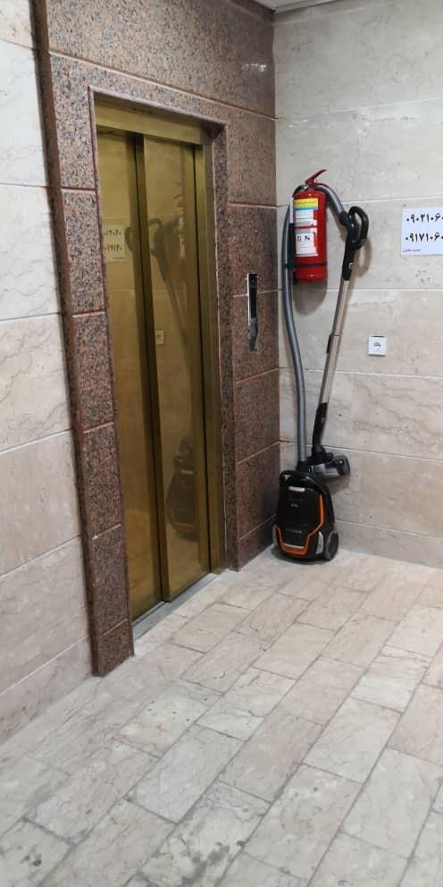In town آپارتمان مبله در نوبنیاد کیش - طبقه1