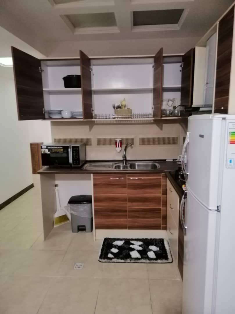 In town آپارتمان مبله در نوبنیاد کیش - طبقه2