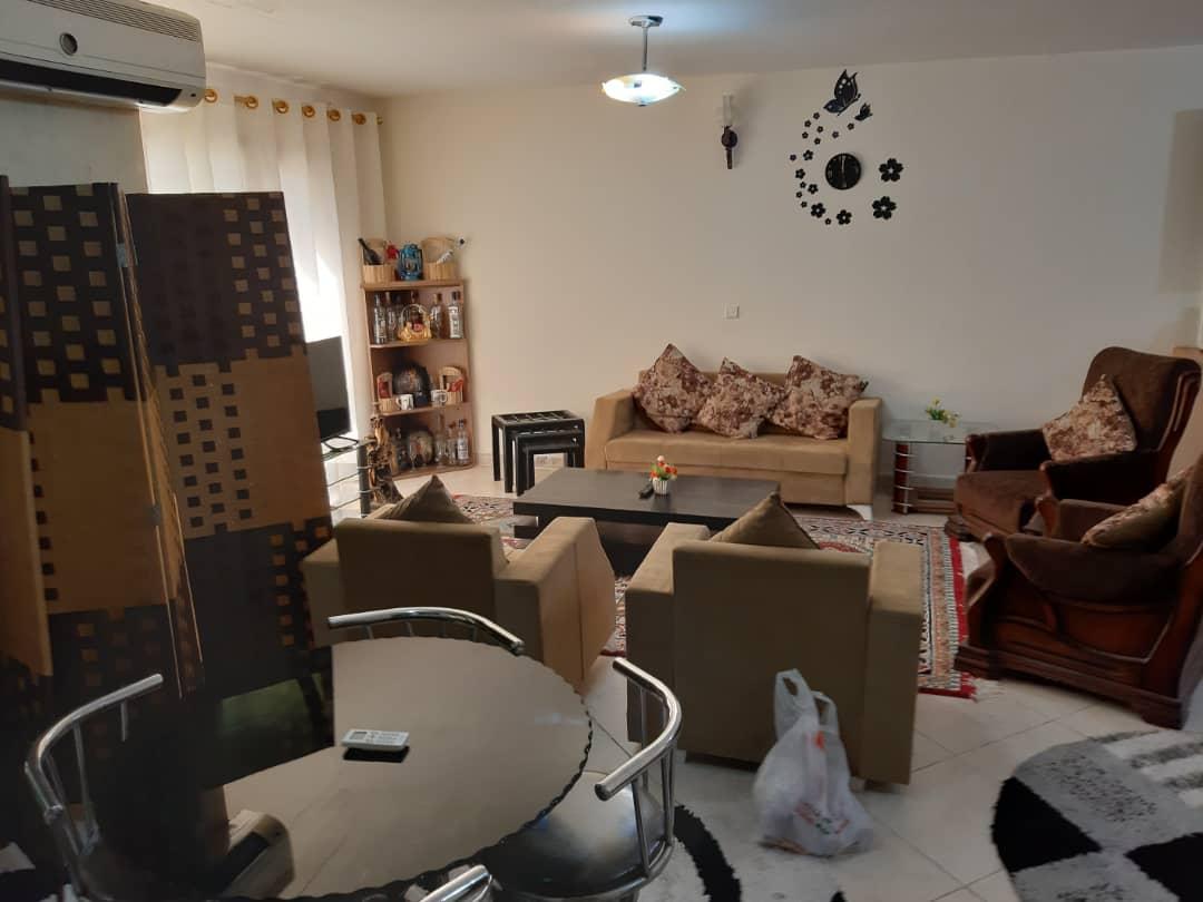 درون شهری آپارتمان مبله در فاز 3 مدیران کیش