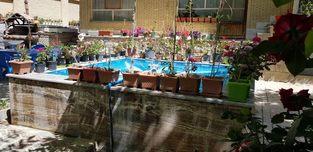 شهری منزل مبله ویلایی در شهدا چادگان - طبقه 1